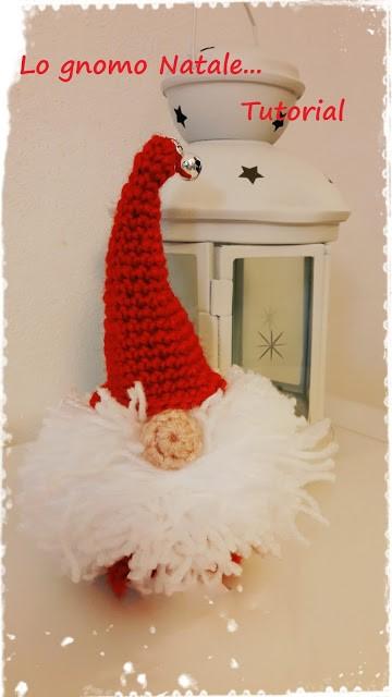 DIY Natale - cappellino di Natale all'uncinetto - DIY Christmas ... | 640x360