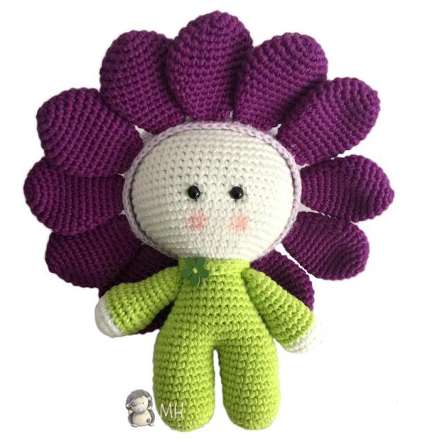 Muñeca yoyo hecha en amigurumi   Etsy   640x640