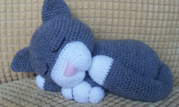 Doll – mushroom and Rattle, Free pattern in English, Italian and ... | 360x600