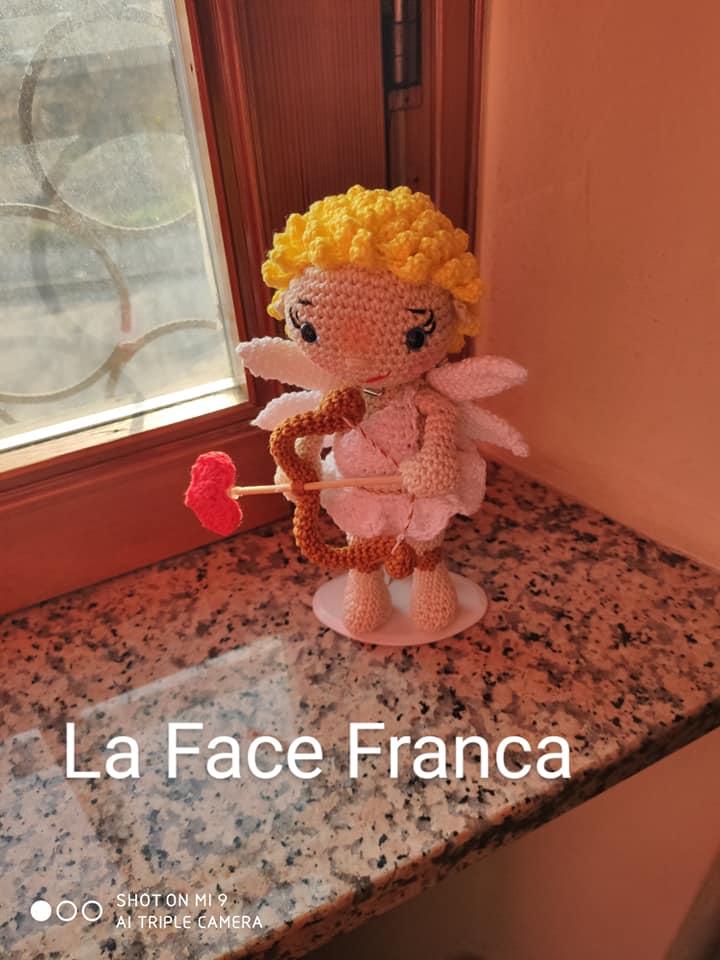 AMIGURUMI CON IL CUORE (Franca LaFace)