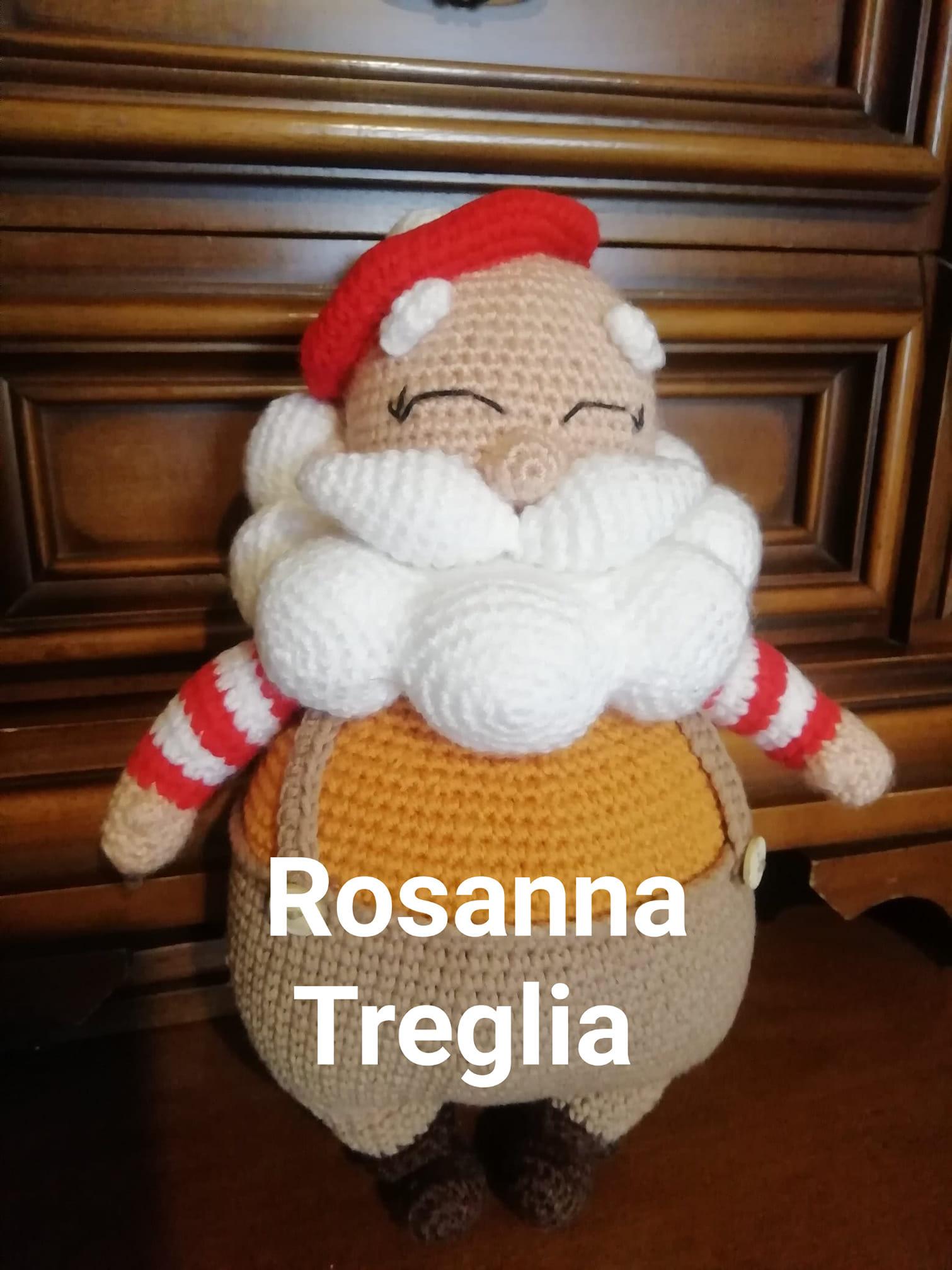 AMIGURUMI FATTI CON IL CUORE (Rosaria Treglia)